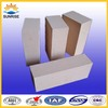 light weight insulating fire block for glass furnace