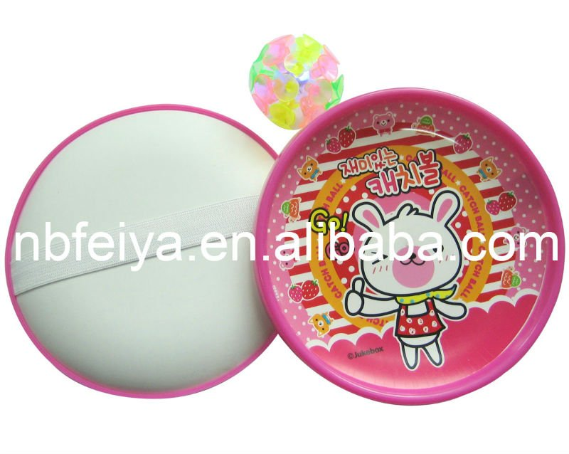children plastic ball catch