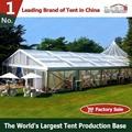 500 Menschen Luxus klar dach transparent hochzeit zelte