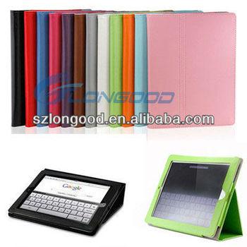 "Magnetic Folio Leather Case for Mini iPad 7"" Inch Wake up/Sleep"