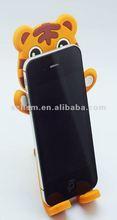 2012 new fashion design decoration for mobile phone holder