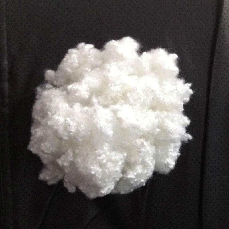 hollow conjugated polyester fiber filler