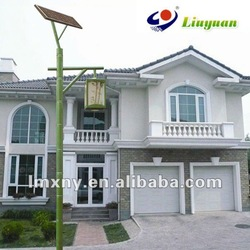 2012 New design /Water-proof and CE Approval solar garden lamp