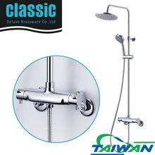 Exposed European Shower Faucet
