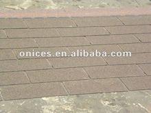 3-tab fibergass asphalt shingle