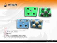 Diamond Resin PAD,5 holes Resin pad