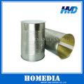 de metal de la lata para el envasado de alimentos