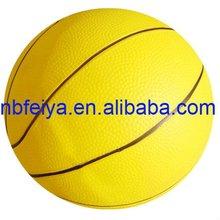 8cm pvc mini basketball