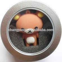 Hot Sale Free Sample novelty animal shape usb flash drive for Promotional Gift