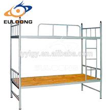 military bunk beds cheap folding metal 2 layer bunk beds