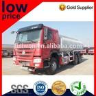 Cost Effective LHD RHD 20 Cubic 371HP 6*4 HOWO Oil Tank Truck