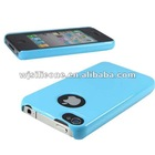New fashioned PC Custom Rubber Case, mobile phone case for iphone 4g