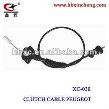AUTO PARTS/CAR PARTS/CLUTCH CABLE PEUGEOT