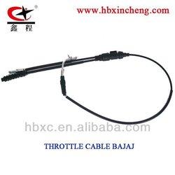 throttle cable BAJAJ