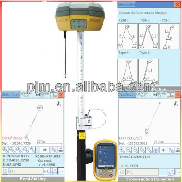 Trimble R4 GNSS RTK GPS SURVEY EQUIPMENT SPECTRA Trimble