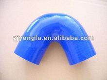 blue 135 degree elbow