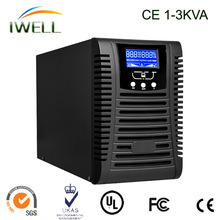 High Frequency Pure sine wave 2400w 3Kva online ups