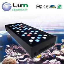 NEW Desgin black acrylic hose yahoo search 110W led lights for reef aquarium