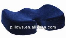 100% Visco Memory Foam Coccyx Seat Cushion,Hemorrhoid Cushion