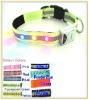 Fashion Led Flashing Dog Collar,Led Flashing Dog Collar,Glow Pet Dog Collar