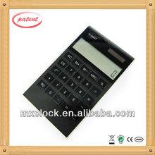 YD9001 Black Desktop Solar Charger Calculator