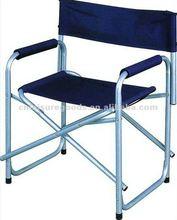 Outdoor aluminium director chair