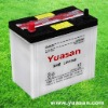 Yuasan Professionally-Producing 12V40AH Lead Acid Dry Charged Battery for Cars