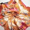 2014 new fashion women high quality square tudung silk