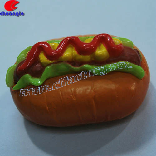 Hamburger Artificial Food, Simulation Food, Food Model