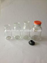 pharmaceutical injection glass bottle