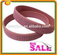 New products 2015 fashion jewelry make rubber band bracelet