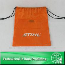 Lead-free Screen Logo 210D Polyester Shoe Bag