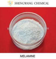 Melamine Powder 99.8% Factory Supply