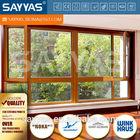 aluminum cladding wood window