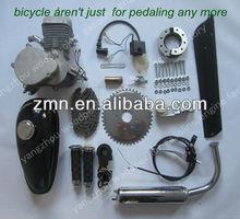 Kick Starting Bicycle Engine Kit, Gasoline Engine Kit For Bike
