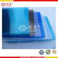 guangzhou usine yuemei feuille de polycarbonate alvéolaire