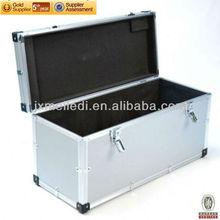 2013 heavy duty silver durable telescope case for with aluminum frame in aluminium case MLDGJ74