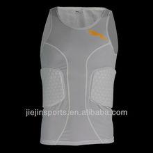 sleeveless custom jersey shirts design for basketball