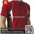 Rápido- tecido de secagem de golfe t- shirt