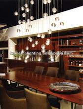 Modern Hotel Decorative Pendant Projects Chandelier Lighting