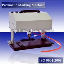 HOT!!! Wholesale Pneumatic nameplate portable marking machine