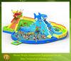 Giant inflatable water slide exporter/inflatable swimming pool slide/inflatable slides for adults