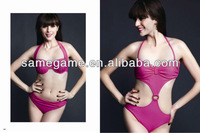 Good quality hot sale 2014 sexy one piece swimwear