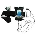 Waterproof case mp3/mp4/phone bag