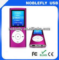 hotsale cheap portable mp4 digital player g4
