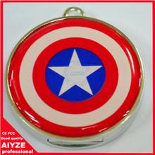 2013 latest design hot sale captain american usb flash