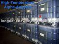 Alta temperatura alfa-amilase