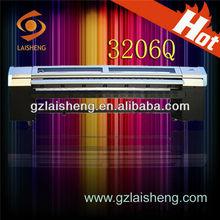 Digital Printer UD-3206Q(3.2m,with 6 seiko 510/35pl,6 color)