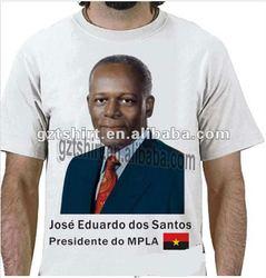 The cheapest election cotton print t shirt