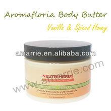 Natrual Vanilla&Spiced Honey Whitening Shea Soft Body Butter
